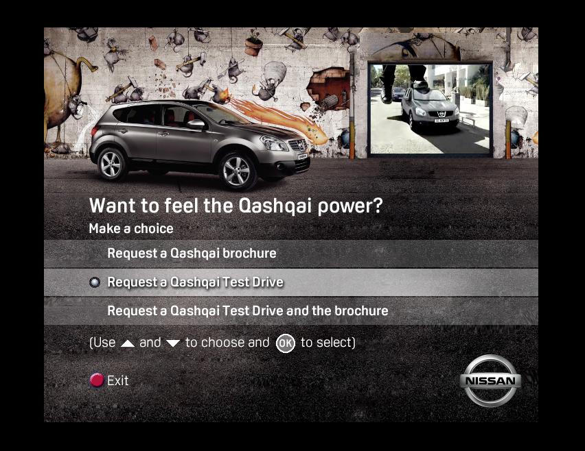 Nissan Qashqai - visual design